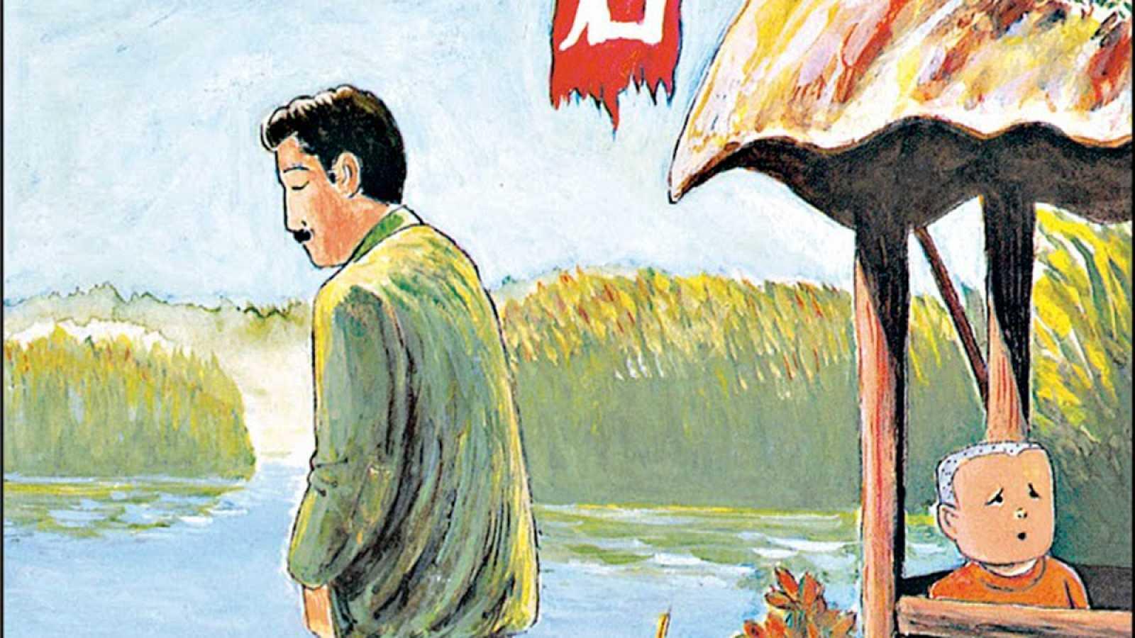 """La hora del bocadillo - """"El hombre sin talento"""" de Tsuge con Álvaro Pons - 21/11/15 - escuchar ahora"""