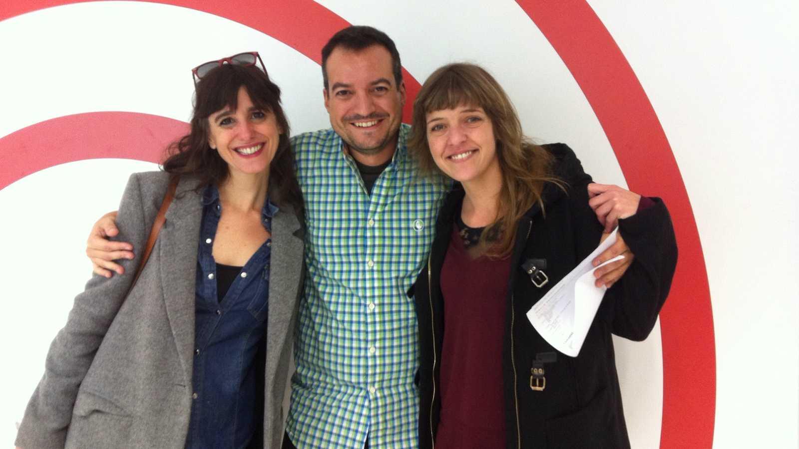 La sala - '40 años de paz' con Fernanda Orazi y Ana Alonso - 21/11/15 - Escuchar ahora