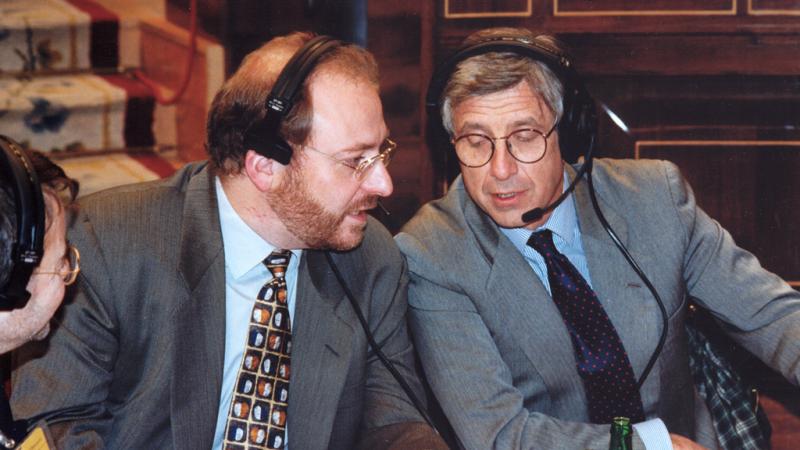 Humor en el Archivo de RTVE - Luis Figuerola-Ferretti como el padre Bonete en RNE - Escuchar ahora