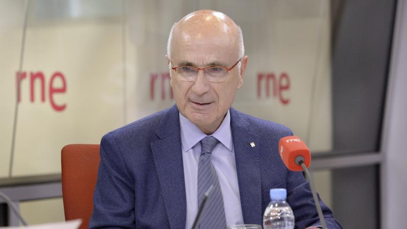 Las mañanas de RNE - Duran i Lleida ve inquietud en el sector empresarial catalán - Escuchar ahora