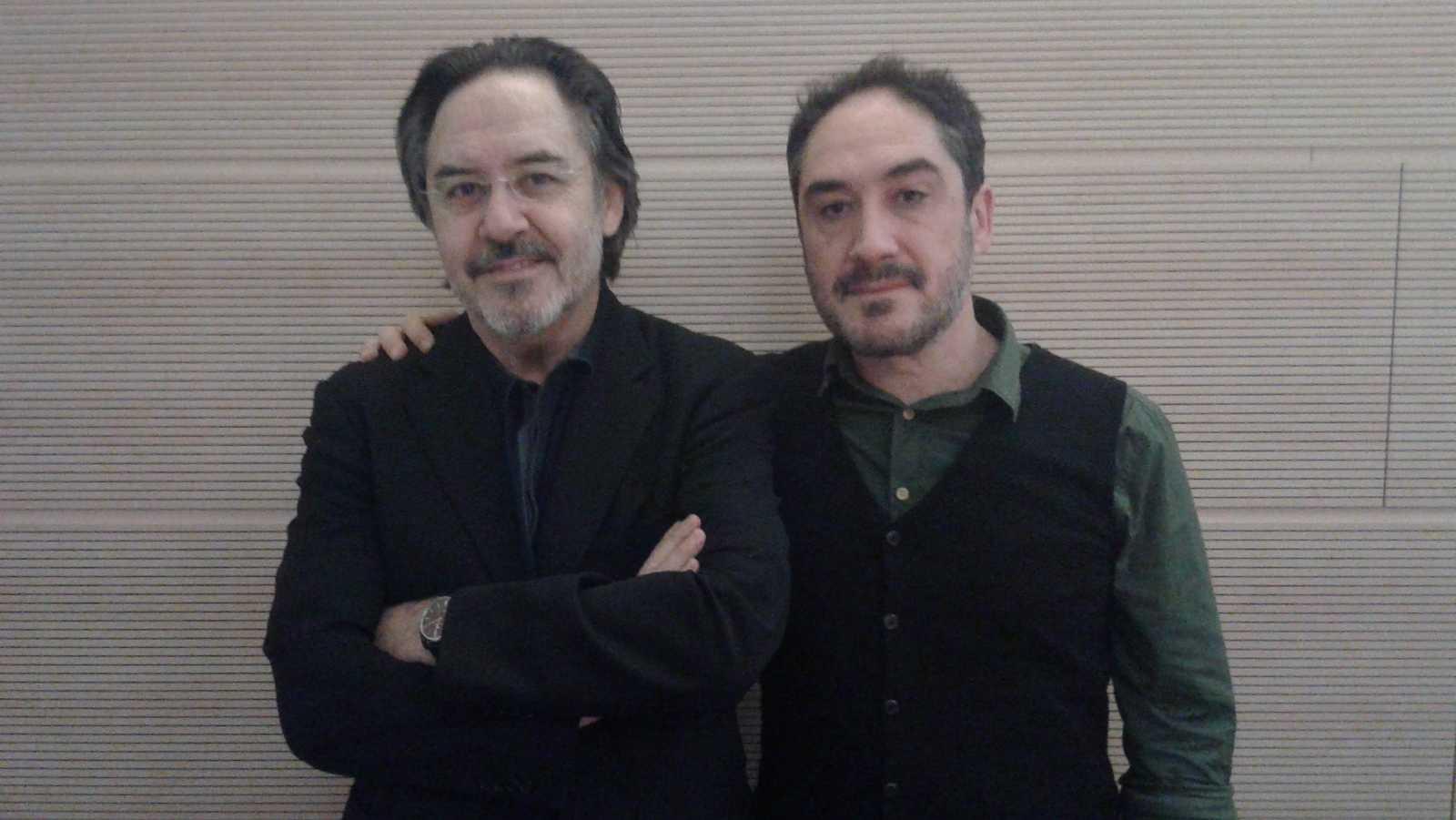 La sala - 'Páncreas', con Santiago Ramos y Alfonso Lara - 05/12/15