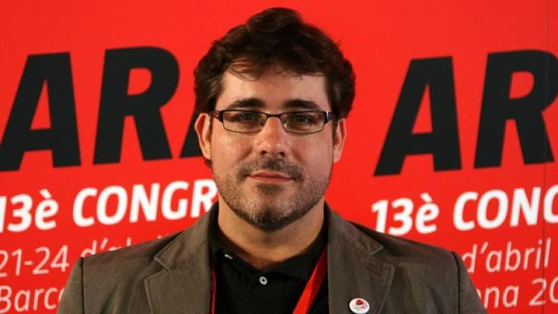 """24 horas - Miguel Ángel Escobar (DL): """"El acuerdo se creará con la máxima lealtad a las condiciones"""" - 16/12/15 - Escuchar ahora"""