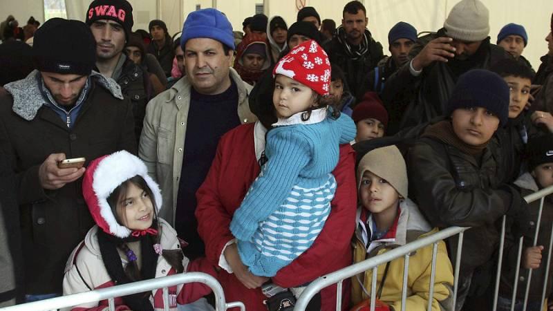Entre paréntesis - Las ONG reivindican una migración segura y legal en el Día del Migrante - Escuchar ahora