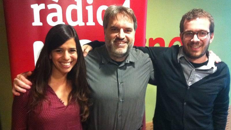 El matí a Ràdio 4 - Evelyn Segura i Òscar Cusó ens expliquen com serà animalades