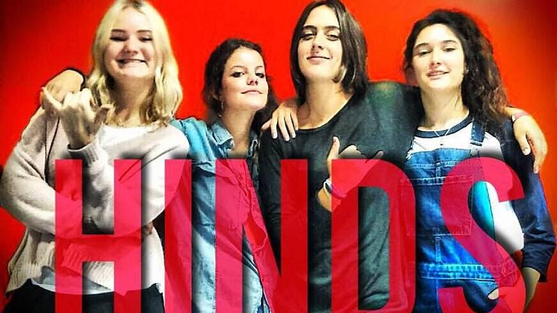 En Radio 3... - Hinds - 02/01/16 - escuchar ahora