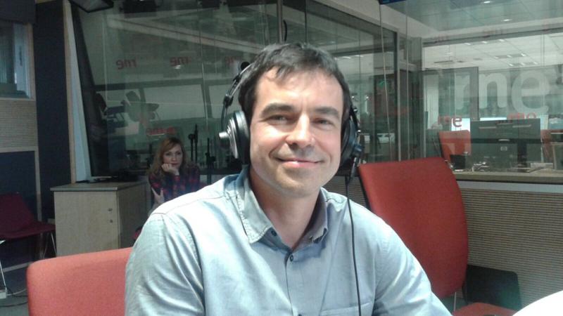 """24 horas - Andrés Herzog: """"UPyD seguirá existiendo mientras sus ideas sean necesarias, y lo son"""" - 07/01/16 - Escuchar ahora"""