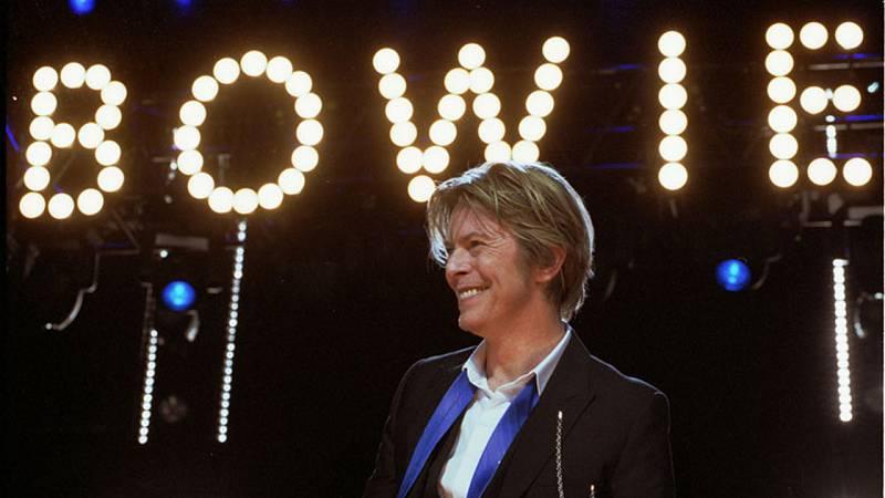 Hoy empieza todo con Ángel Carmona - Bowie - 11/01/16 - escuchar ahora