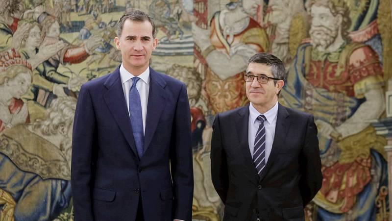 Diario de las 2 - El rey puede comenzar la ronda de contactos con los líderes políticos - Escuchar ahora