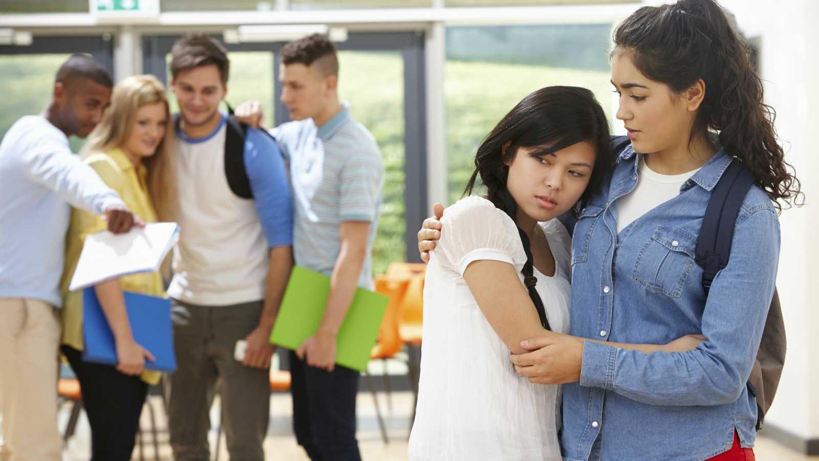 Las mañanas de RNE - Uno de cada tres niños españoles ha padecido alguna vez algún tipo de acoso escolar - Escuchar ahora