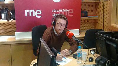 """Las mañanas de RNE - Íñigo Errejón: """"La investidura no requiere tanto tiempo, sino decisión política y compromiso"""" - Escuchar ahora"""