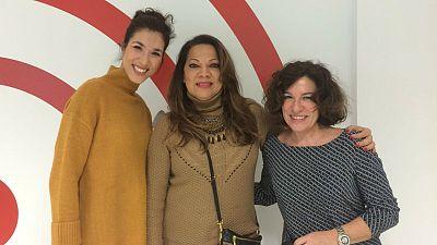 La sala - Ángela Carrasco y el ABC, de 'Perplexo' a 'Perplejo', teatro y psicología y la escena malagueña - 06/02/16 - escuchar ahora