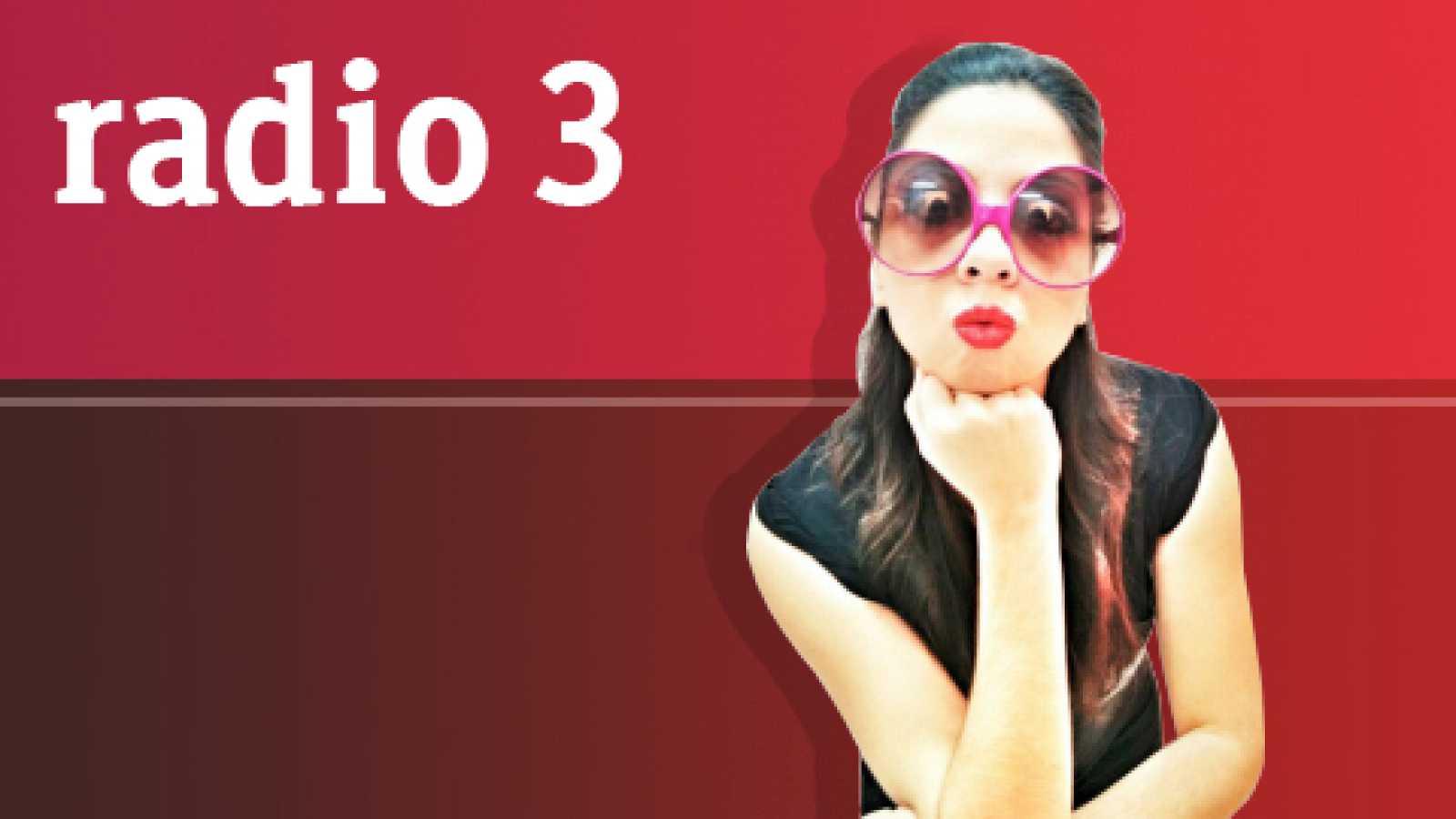 Router con Paloma Cortina - Entrevista - Selfi de Darya Von Berner - 13/02/16 - Escuchar ahora