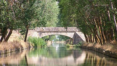 Las cuñas de RNE - El Canal de Castilla, en 'Documentos RNE'