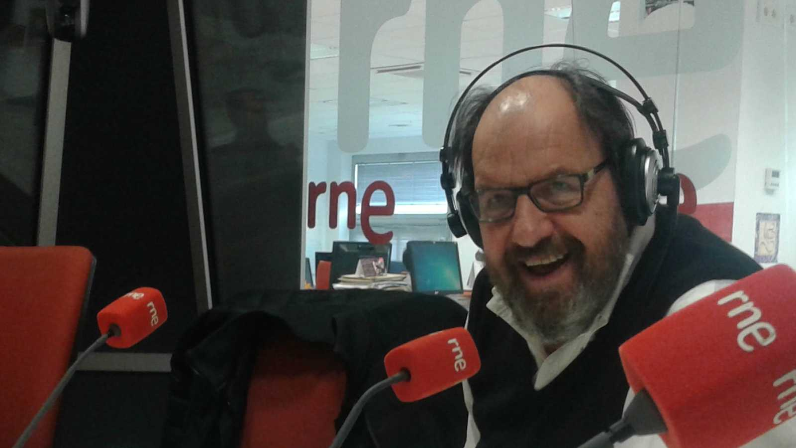La sala - Un rato con José María Pou - 18/02/20 - Escuchar ahora