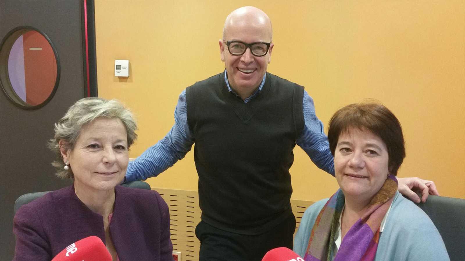 Econòmix - 'La igualtat entre homes i dones a l'empresa', amb Anna Mercadé i Lourdes Esteban