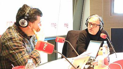 Las mañanas de RNE - Jordi Frades nos presenta 'La corona partida' - Escuchar ahora