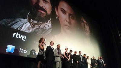 De película - '¡Ave, César!' y 'La corona partida', en 'De película' - 20/02/16 - escuchar ahora