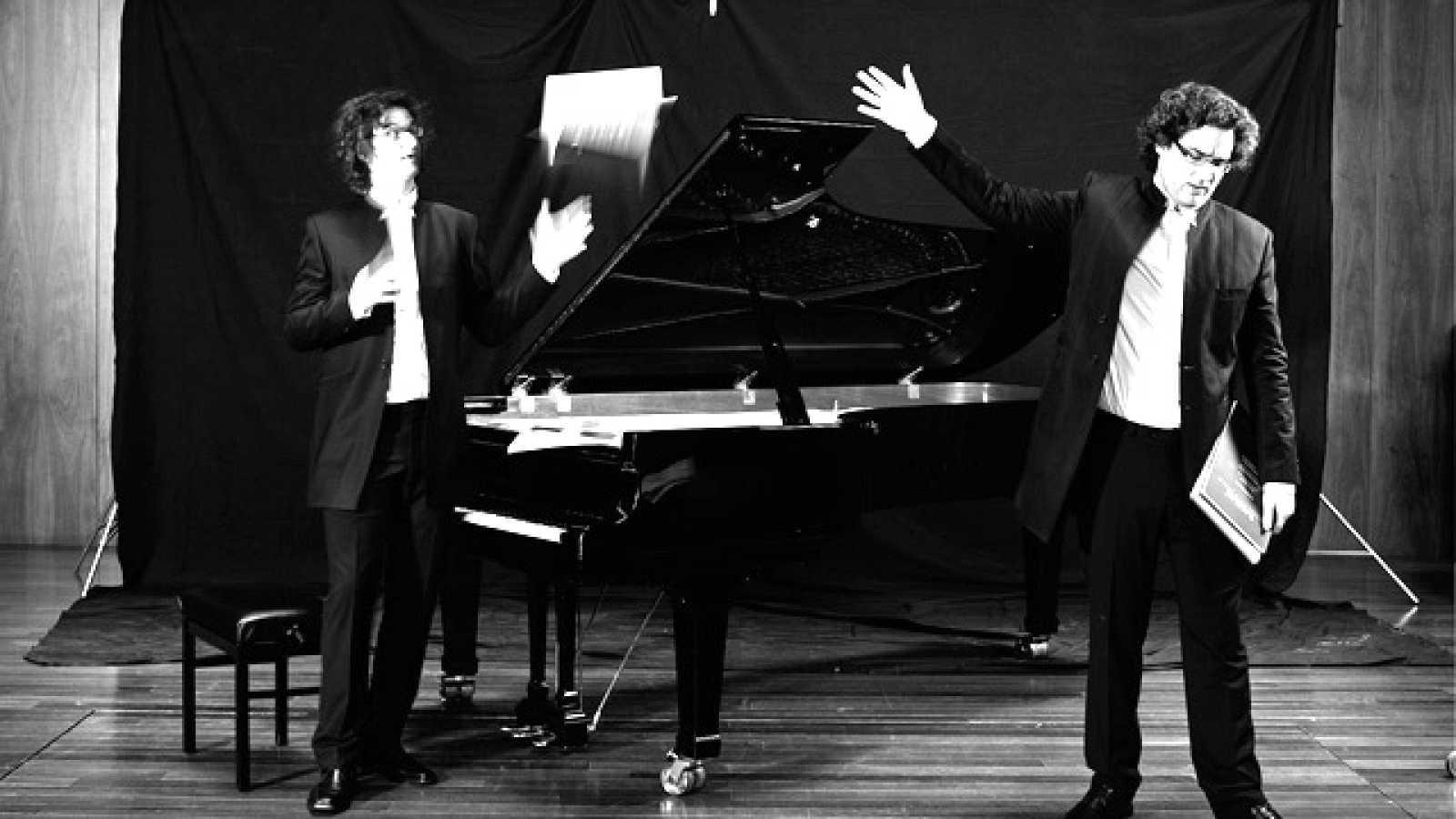Artesfera - 'Impulse', dúo de pianos de los hermanos del Valle - 22/02/16 - escuchar ahora