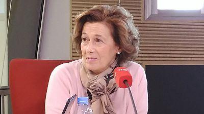 Las mañanas de RNE - 'Historia de un canalla', la última novela de Julia Navarro - Escuchar ahora