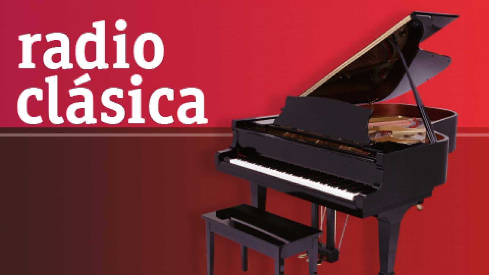Pianistas españoles - Antonio Soria - 25/02/16 - escuchar ahora