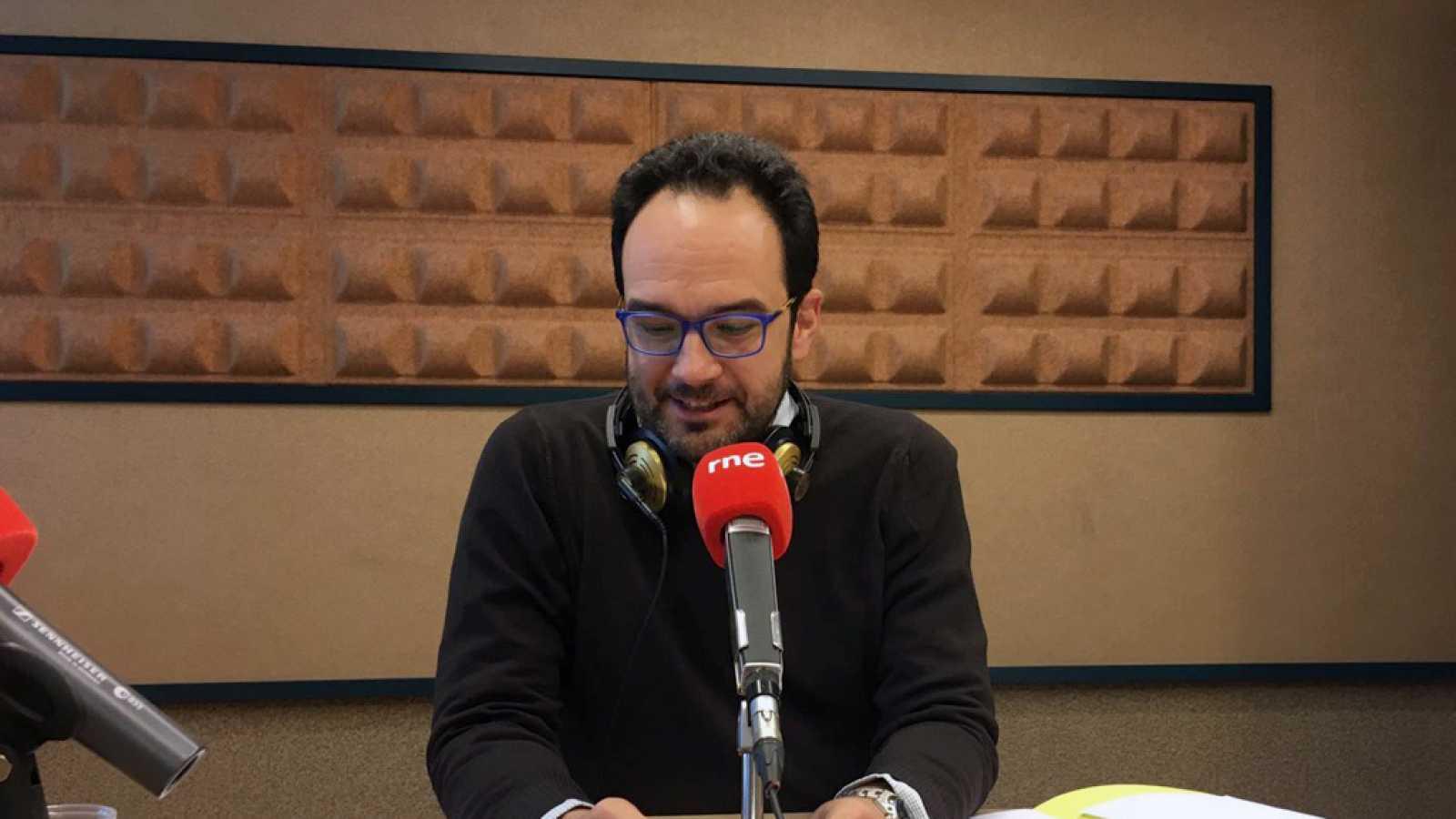 Las mañanas de RNE - Antonio Hernando dice entender la preocupación en torno a las diputaciones - Escuchar ahora