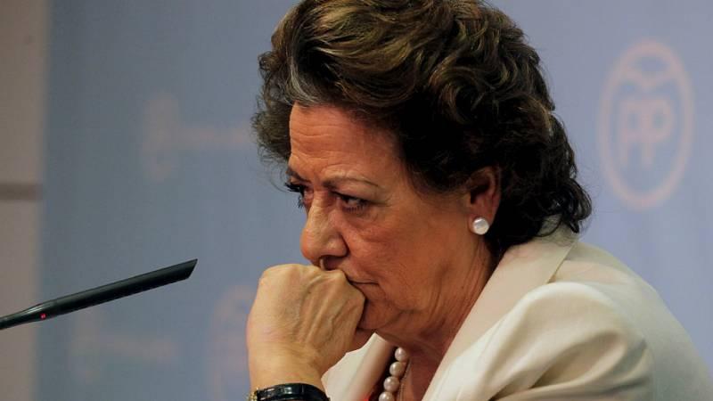 Boletines RNE - Rita Barberá no acude a la Comisión de Coordinación de Les Corts - Escuchar ahora