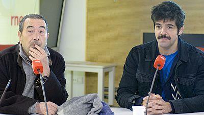Las mañanas de RNE - 'Arte nuevo', una obra de Garci sobre las tablas del Teatro Español