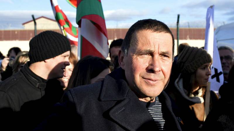 Diario de las 2 - Arnaldo Otegi sale de la cárcel después de seis años - Escuchar ahora