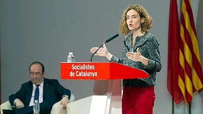 """Las mañanas de RNE - Meritxell Batet (PSOE): """"Espero que Pablo Iglesias nos pida perdón"""" - Escuchar ahora"""