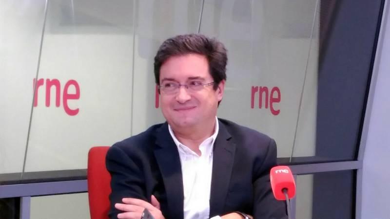 """Las mañanas de RNE - Óscar López acusa a Podemos de """"frenar el cambio"""" - Escuchar ahora"""