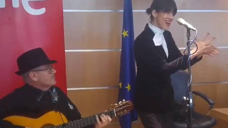 Las mañanas de RNE - María Berasarte y su fado en español, en acústico - Escuchar ahora