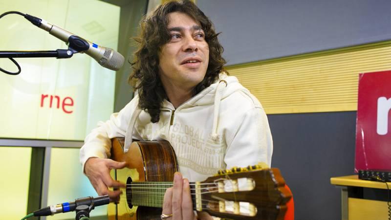 "Javi Cantero interpreta en directo ""La Mandanga"" - Escuchar ahora"
