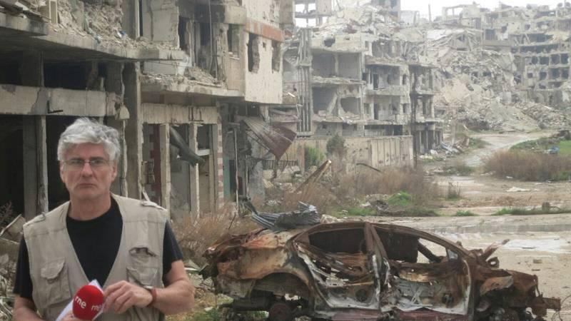 Las mañanas de RNE - Siria, un país desolado - Escuchar ahora