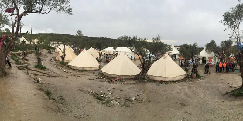 Las mañanas de RNE - 5.000 refugiados en Lesbos atrapados en un futuro incierto - Escuchar ahora