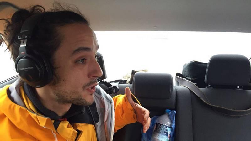 """Las mañanas de RNE - David Zorrakino, voluntario de Lighthouse en Idomeni: """"La situación es inaguantable"""" - Escuchar ahora"""
