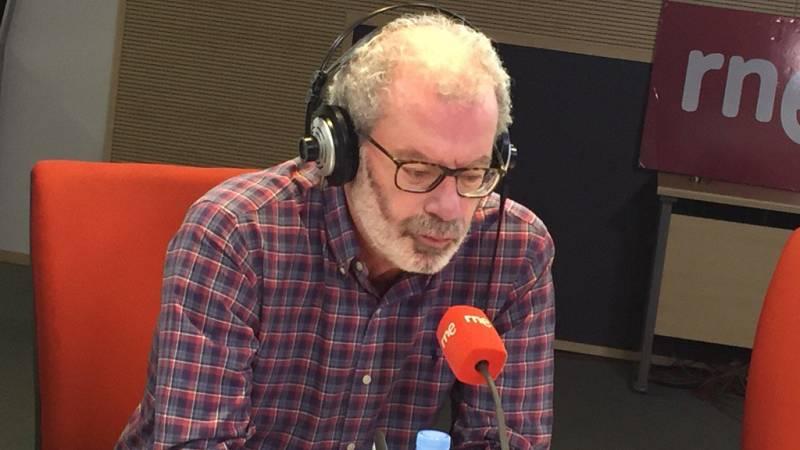 """Las mañanas de RNE - Jesús Núñez (IECAH): """"No hay voluntad política para asistir a los refugiados"""" - Escuchar ahora"""