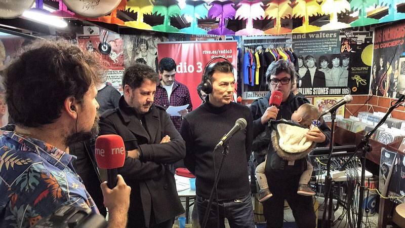 Hoy empieza todo con Ángel Carmona - Granada - 16/03/16 - escuchar ahora