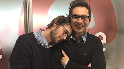 Berto y Buenafuente, unos hermanos muy peculiares en 'El pregón' - Escuchar ahora