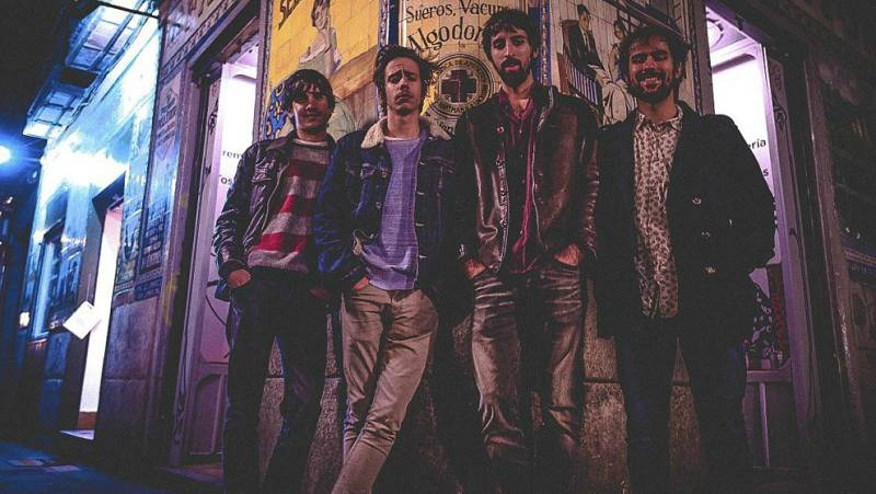 Metrópolis sonoras - Con Solo Astra en Edmonton - 24/03/16 - escuchar ahora