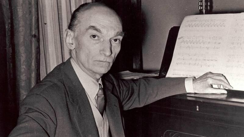 Segundo programa - Vida y obra del compositor Federico Mompou - 30/03/16 - escuchar ahora
