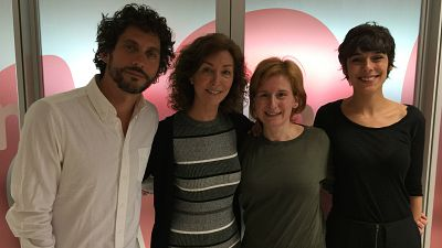Paco León, Belén Cuesta y Mari Paz Sayago en 'De película' - Escuchar ahora