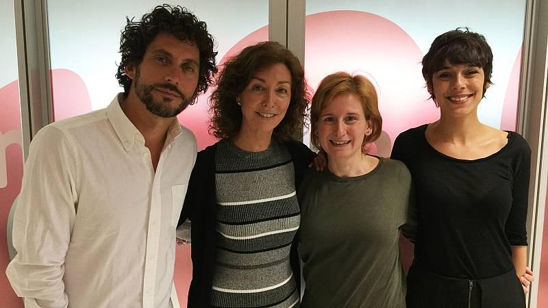 De película - Hablamos con el director y protagonistas de 'Kiki, el amor se hace' - Escuchar ahora