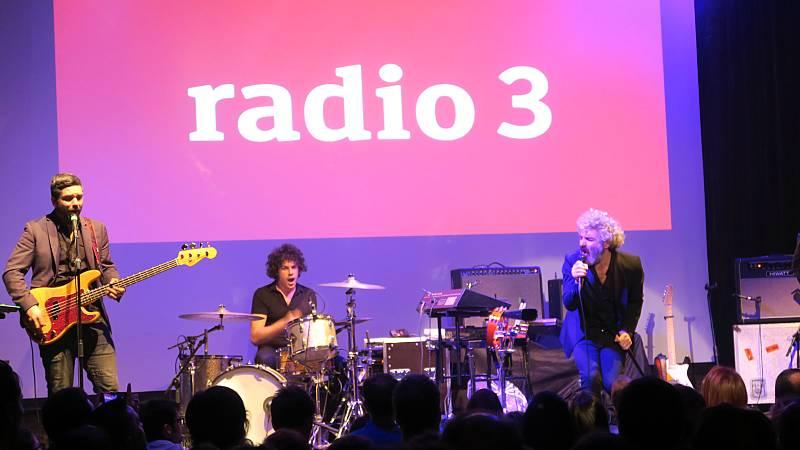 Especial - León Benavente estrena nuevas canciones en directo - 06/04/16 - escuchar ahora