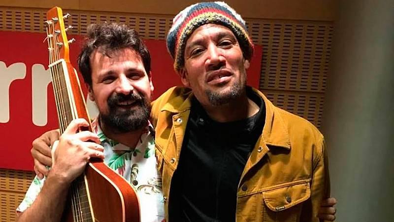 Hoy empieza todo con Ángel Carmona - Ben Harper, Noel Gallagher y videojuegos - 08/04/16 - escuchar ahora