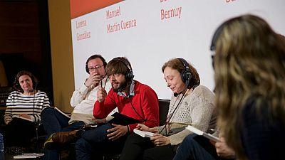 El cine que viene - Debate - 08.04.16 - Escuchar ahora