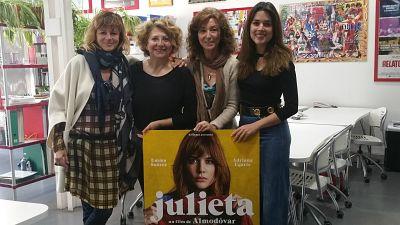 De película - 'Julieta' y los 'Lobos sucios' - 09/04/16 - escuchar ahora