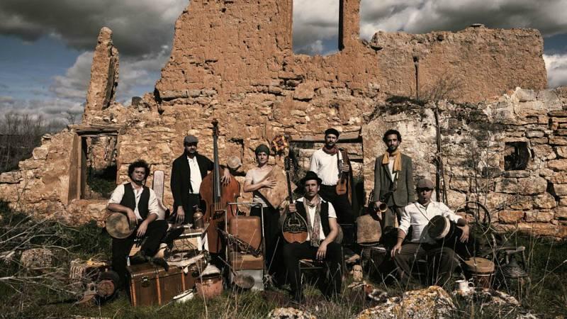 Tarataña - A seis día del Folkarria - 09/04/16 - escuchar ahora