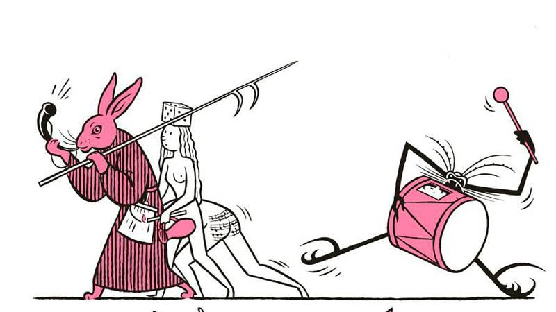 """La hora del bocadillo - Max habla de su nuevo cómic """"El tríptico de los encantados"""" - 09/04/16 - escuchar ahora"""