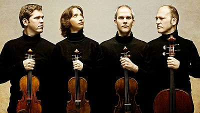 La dársena - Entrevista Cuarteto Casals - Escuchar ahora
