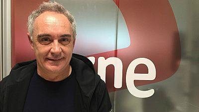 Las mañanas de RNE - Ferran Adrià y Disney presentan 'Te cuento en la cocina' - Escuchar ahora